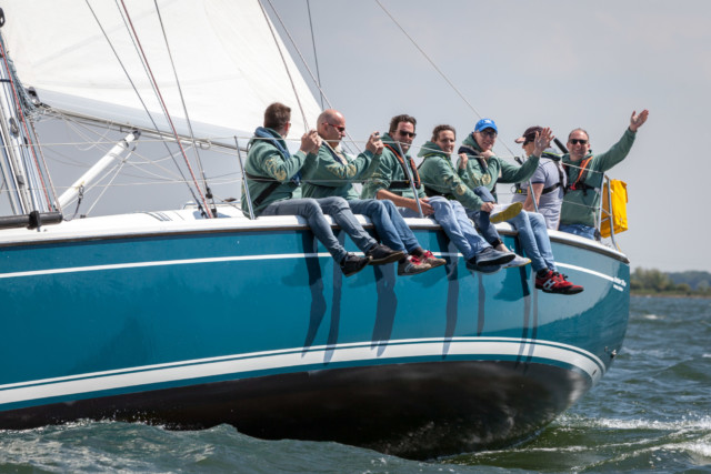 CFP Green Buildings Regatta 2019